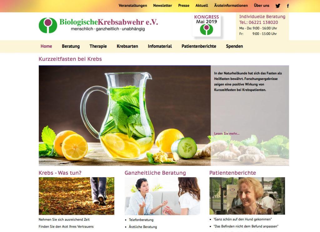 Biologische Krebsabwehr e.V.