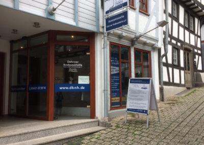 Eingang Kontaktstelle