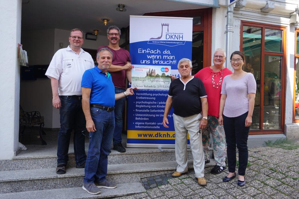 Limburger Orgelspaziergang 2019