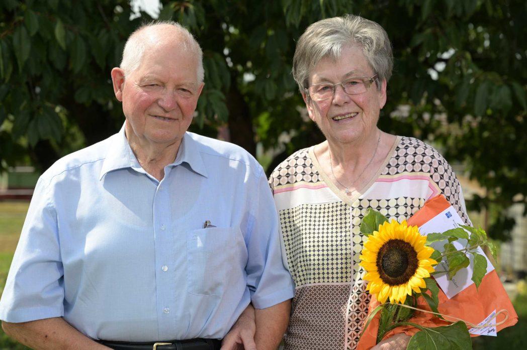 Diamanthochzeit Eheleute Eckert Runkel